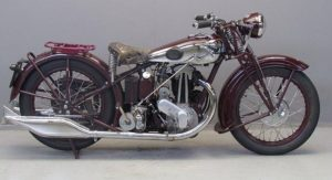 history of Ariel Motorcycles