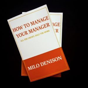 How to mange your manager